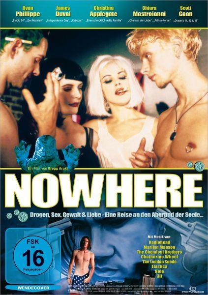 Nowhere - Eine Reise an den Abgrund der Seele