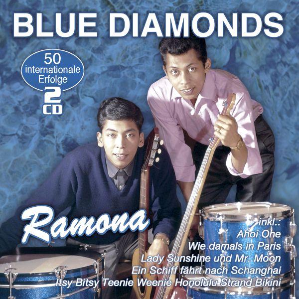 Blue Diamonds - Ramona - 50 internationale Erfolge