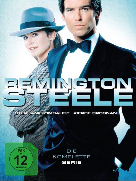 Remington Steele - Die komplette Serie (30-Discs)