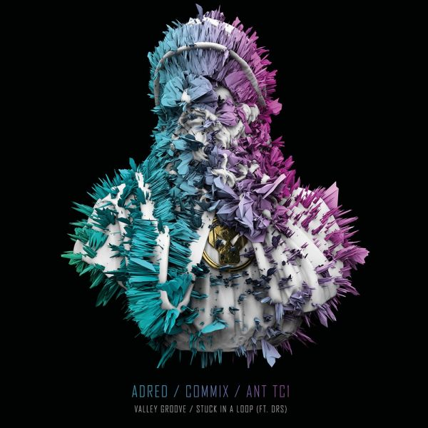 Adred & Commix - Valley Groove