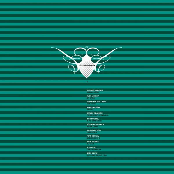 Various - Cocoon Compilation Q (6LP Boxset + CD)