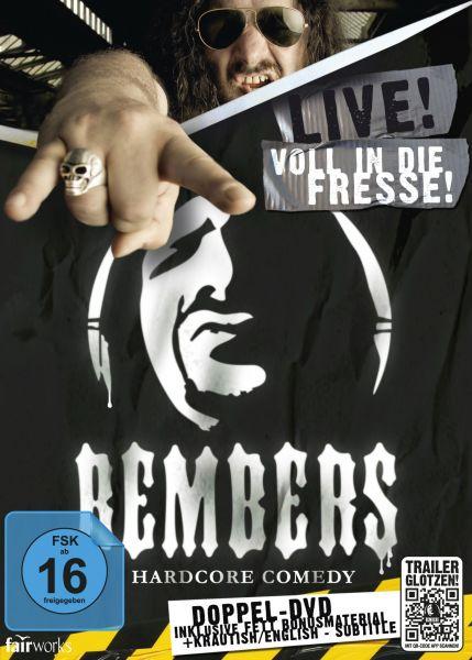 Bembers - Live! Voll in die Fresse!