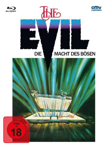 The Evil - Die Macht des Bösen - Cover A (Limitiertes Mediabook) (Blu-ray + DVD)
