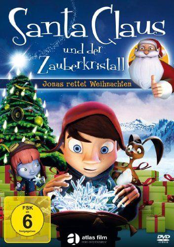 Santa Claus und der Zauberkristall