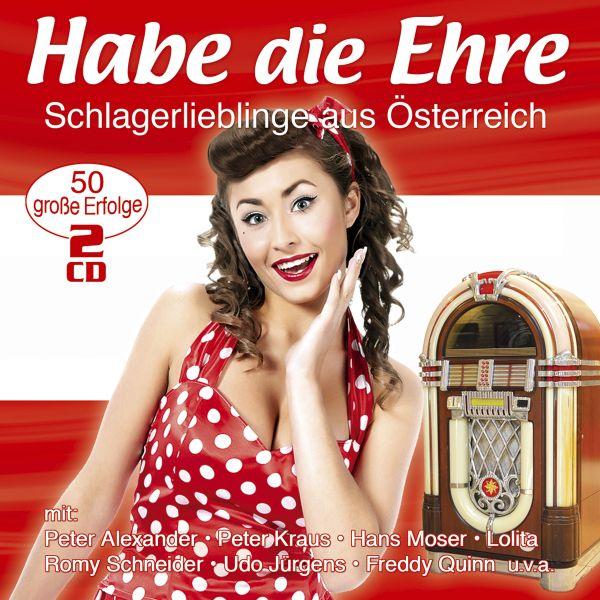 Various - Habe die Ehre - Schlagerlieblinge aus Österreich