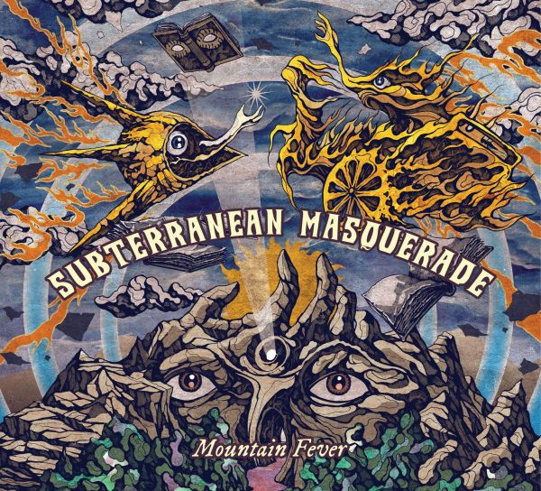 Subterranean Masquerade - Mountain Fever (LP)