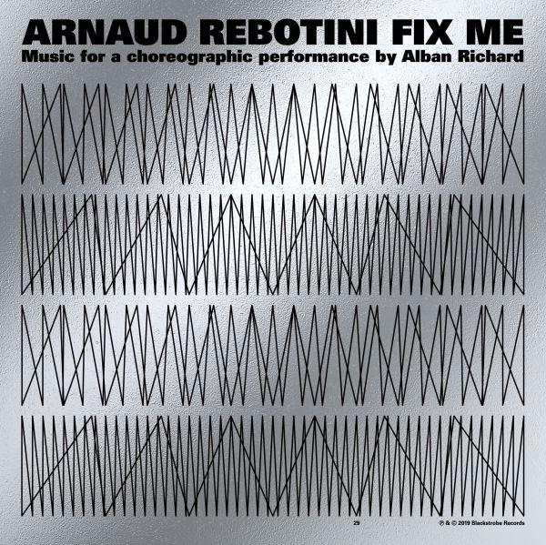 Rebotini, Arnaud - Fix Me (2LP) (RSD 2019)