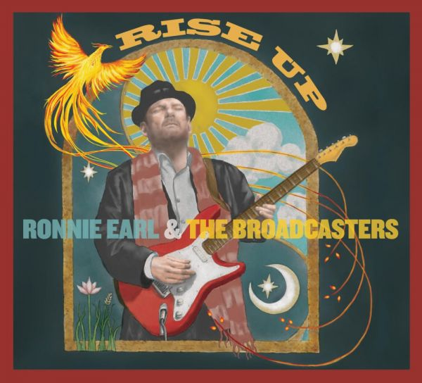 Earl, Ronnie and the Broadcasters - Rise Up