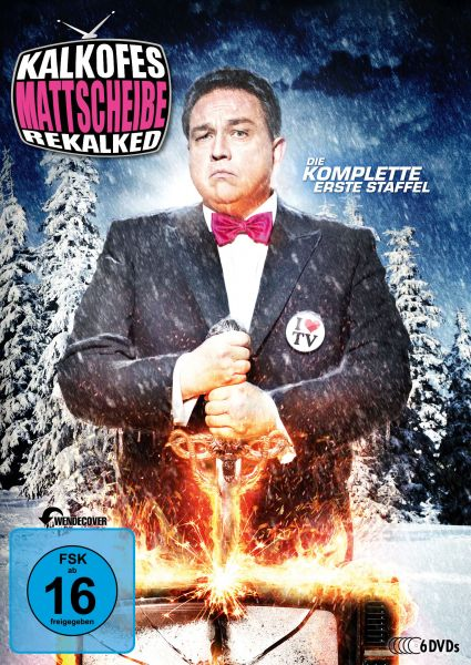 Kalkofes Mattscheibe - Rekalked: Die komplette erste Staffel (Repack)