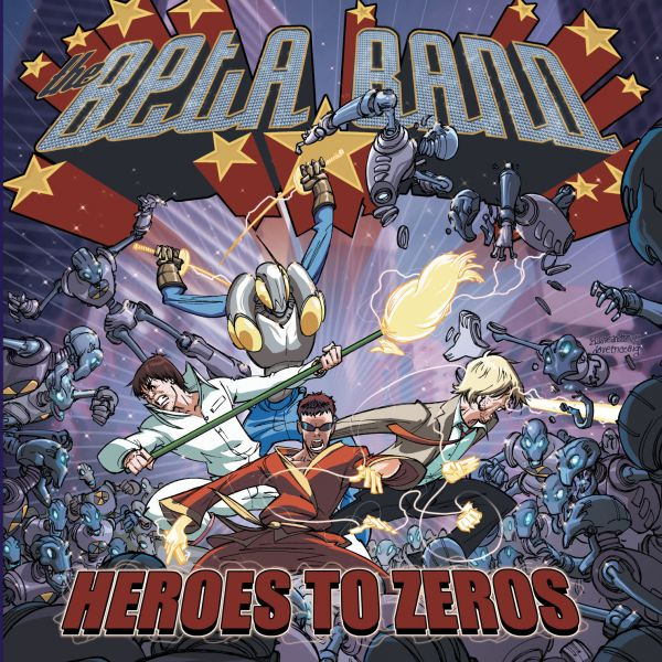 Beta Band, The - Heroes To Zeros (LP+CD)
