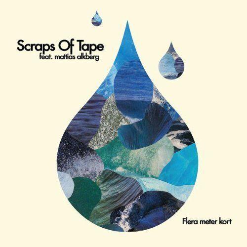 Scraps Of Tape - Flera Meter Kort (Vinyl 7inch)