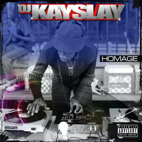 DJ Kay Slay - Homage (LP)
