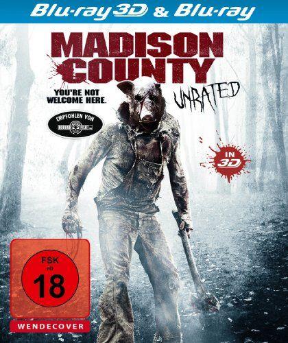 Madison County (3D Blu-ray)