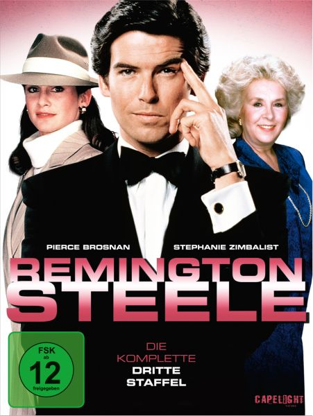 Remington Steele - Die komplette dritte Staffel