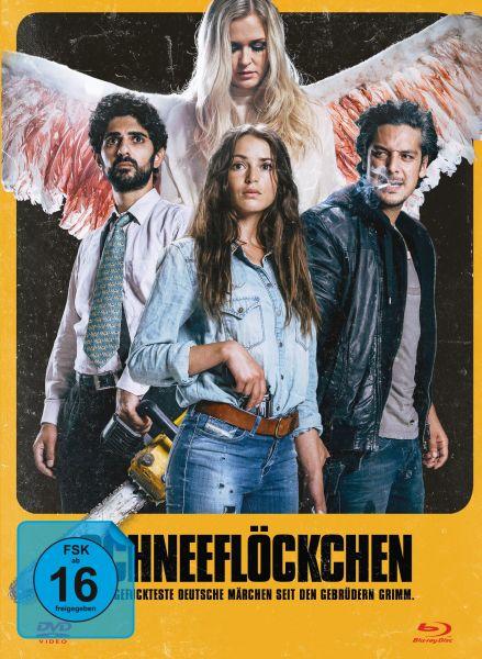 Schneeflöckchen - 2-Disc Mediabook (Blu-ray + DVD)