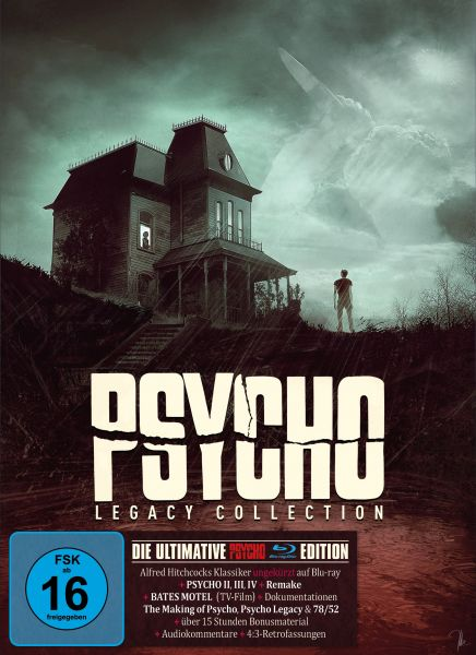 Psycho - Legacy Collection