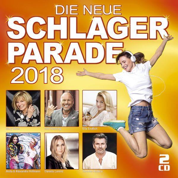 Various - Die neue Schlagerparade 2018