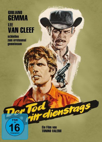 Der Tod ritt dienstags - Special Edition Mediabook (Blu-ray + DVD)