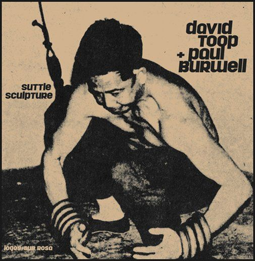 David Toop + Paul Burwell - Suttle Sculpture (LP)