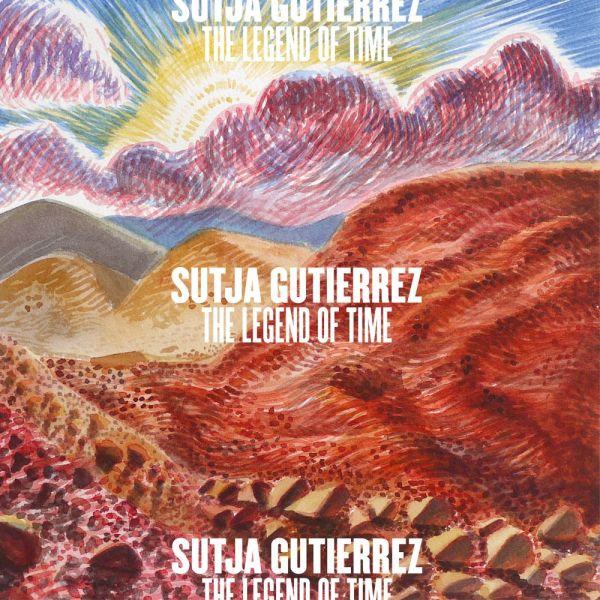 Gutierrez, Sutja - The Legend of Time