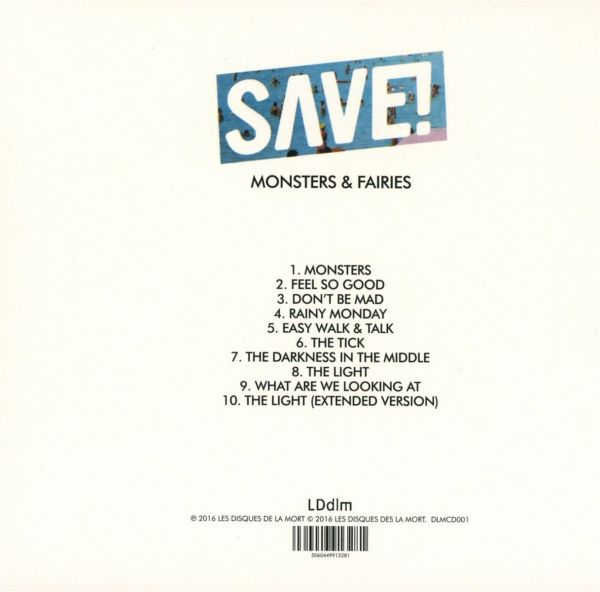Save! - Monsters And Fairies