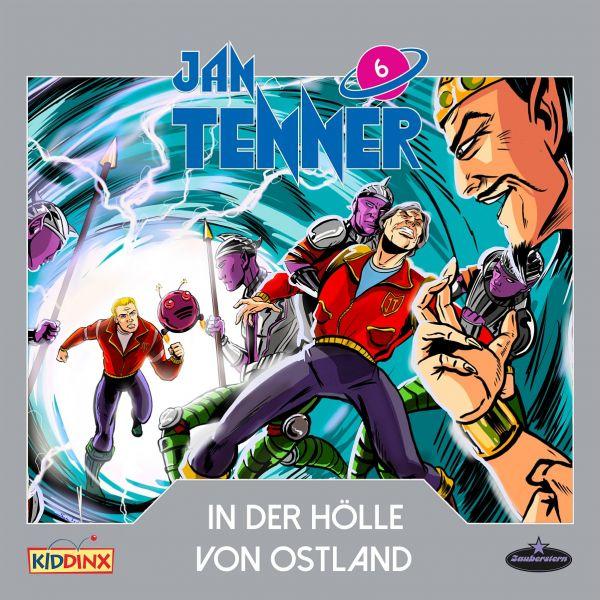 Jan Tenner - In der Hölle von Ostland (6)