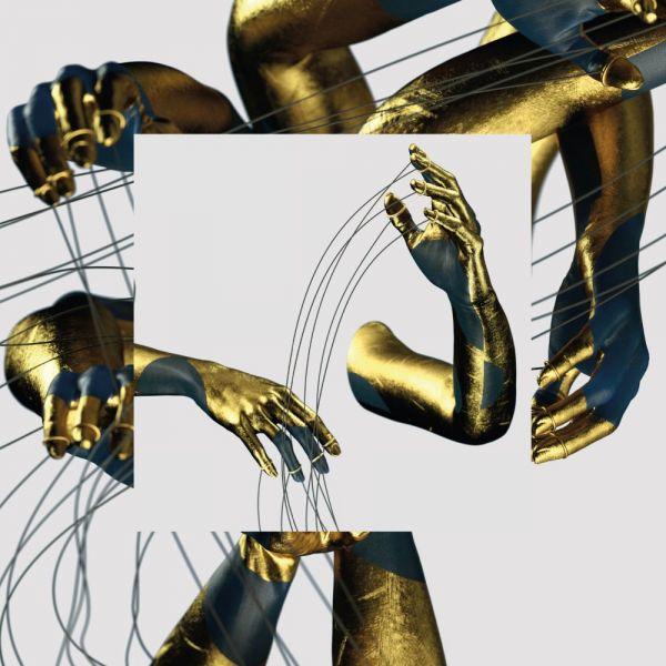 McPherson, Zoë - String Figures (LP)