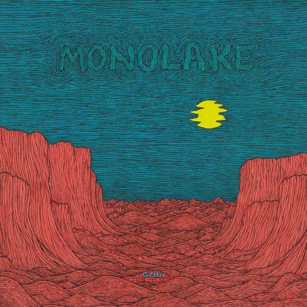 Monolake - Gobi. The Vinyl Edit 2021