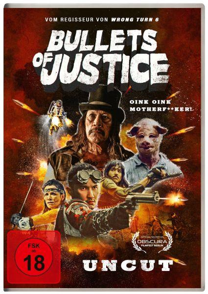 Bullets of Justice (uncut)