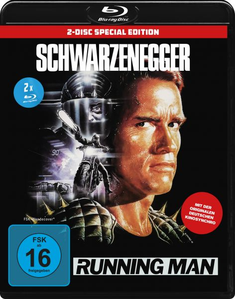 Running Man (2-Disc Softbox inkl. Bonus)