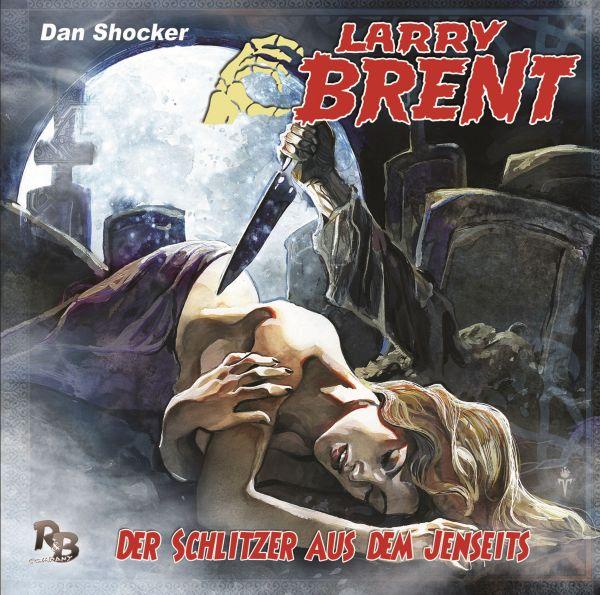 Larry Brent - Der Schlitzer aus dem Jenseits (33)