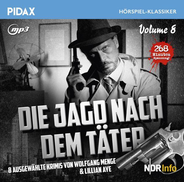 Die Jagd nach dem Täter - Die Jagd nach dem Täter, Vol. 8