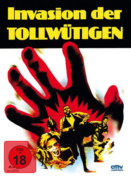 Invasion der Blutfarmer - Cover B (Limitiertes Mediabook) (Blu-ray + DVD)