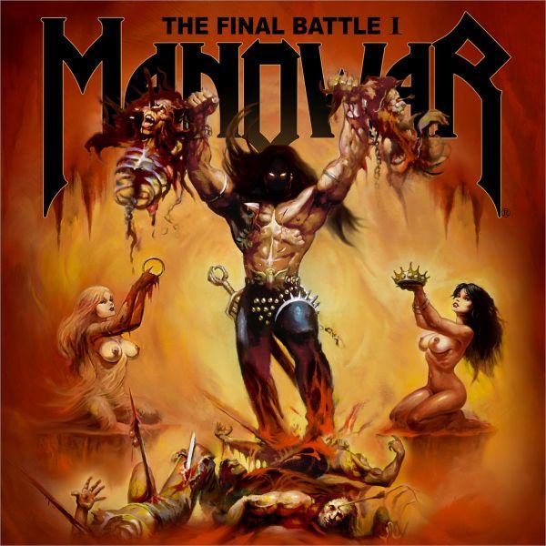 Manowar - The Final Battle I (EP)
