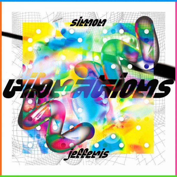 Jefferis, Simon - Vibrations (LP)