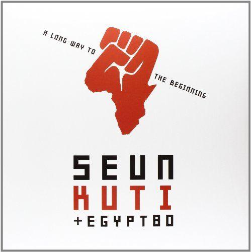 Kuti, Seun - A Long Way To The Beginning (LP+CD)