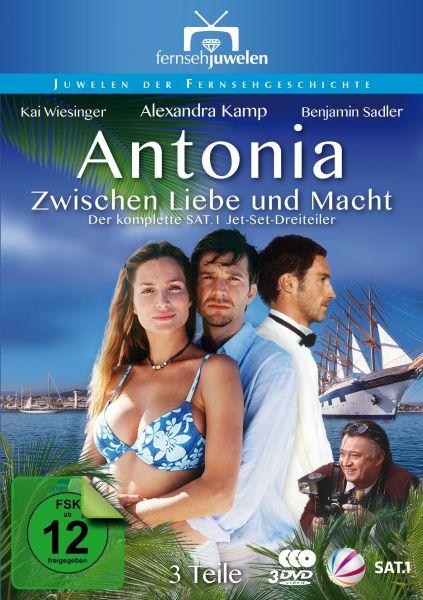Antonia: Zwischen Liebe und Macht