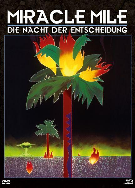 Miracle Mile - Nacht der Entscheidung (Blu-ray + DVD im Mediabook) COVER B