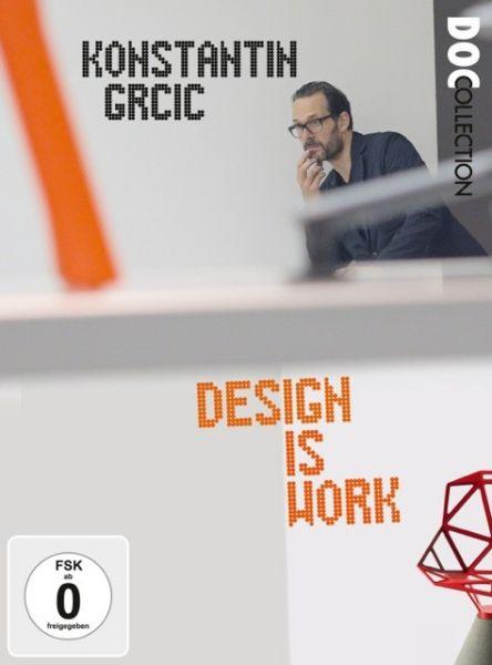 Konstantin Grcic - Design is Work