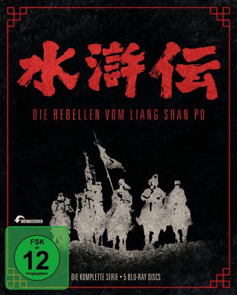 Die Rebellen vom Liang Shan Po - Die komplette Serie (Vanilla)