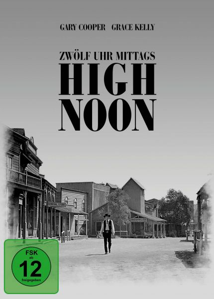 12 Uhr mittags - High Noon - Limited Edition Mediabook (Blu-ray + DVD)
