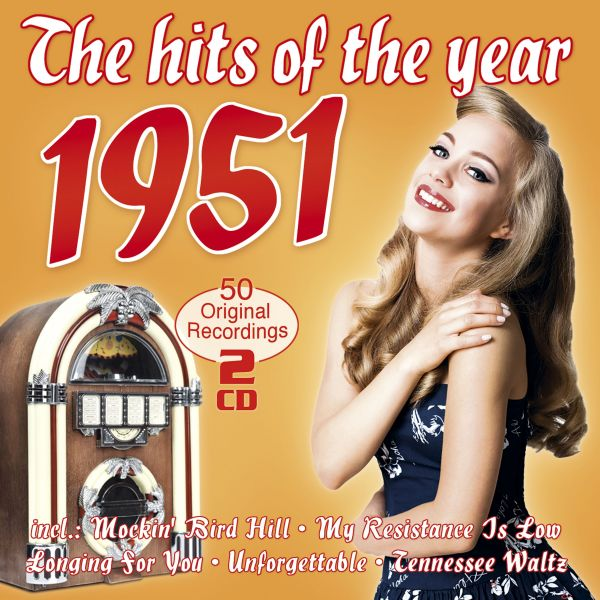 Various - The Hits Of The Year 1951
