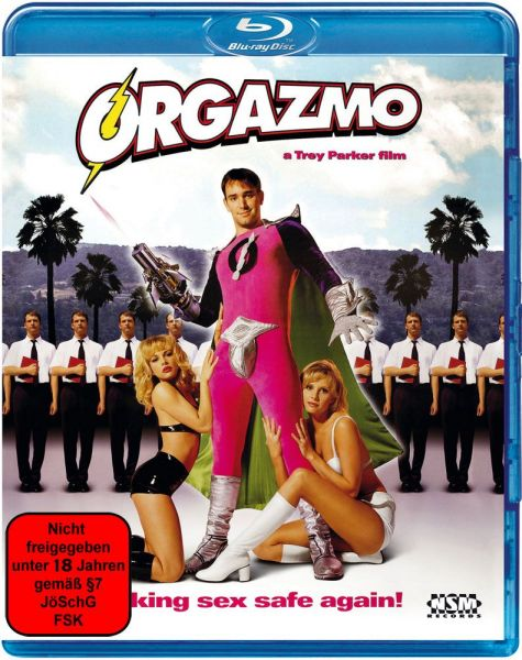 Orgazmo (inkl. Bonus-DVD)