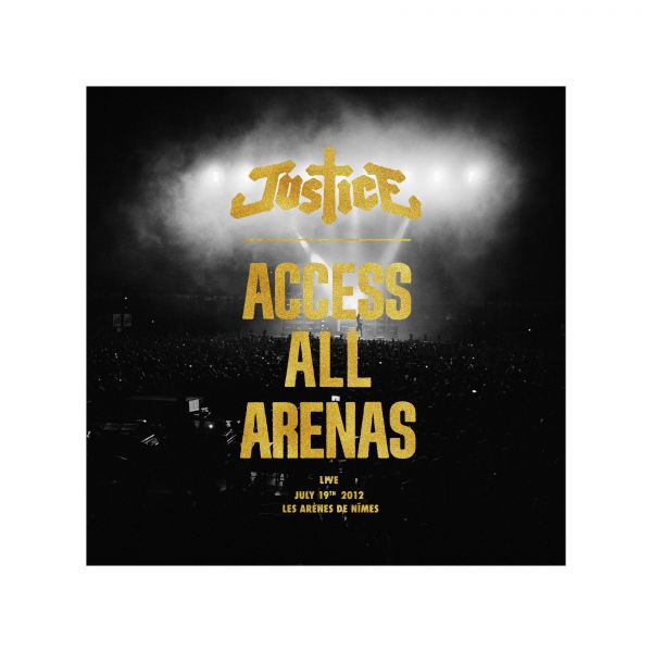 Justice - Access All Arenas (2017, new packaging edition 2LP+CD)