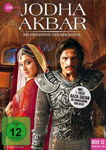 Jodha Akbar - Die Prinzessin und der Mogul (Box 12) (Folge 155-168)