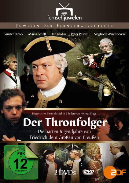 Der Thronfolger - Die harten Jugendjahre von Friedrich dem Großen von Preußen