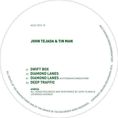 Tejada, John + Tin Man - Acid Test 10