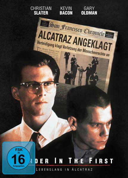Murder in the First - Lebenslang in Alcatraz - Special Edition Mediabook (Blu-ray + DVD)