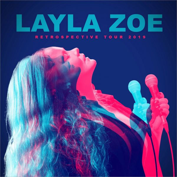 Zoe, Layla - Retrospective Tour 2019