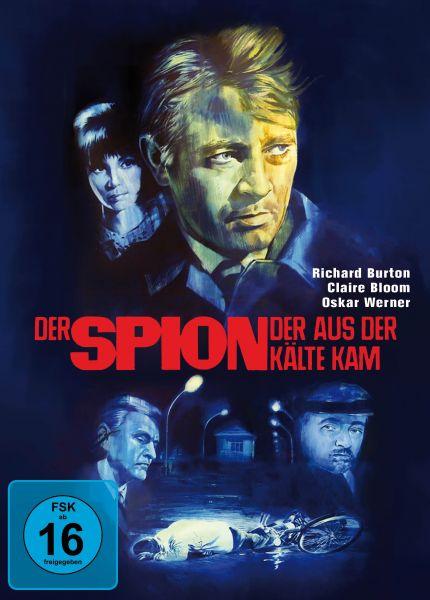 Der Spion, der aus der Kälte kam - Special Edition Mediabook (Blu-ray + DVD)